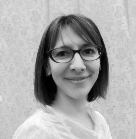profilna Danica crnobela