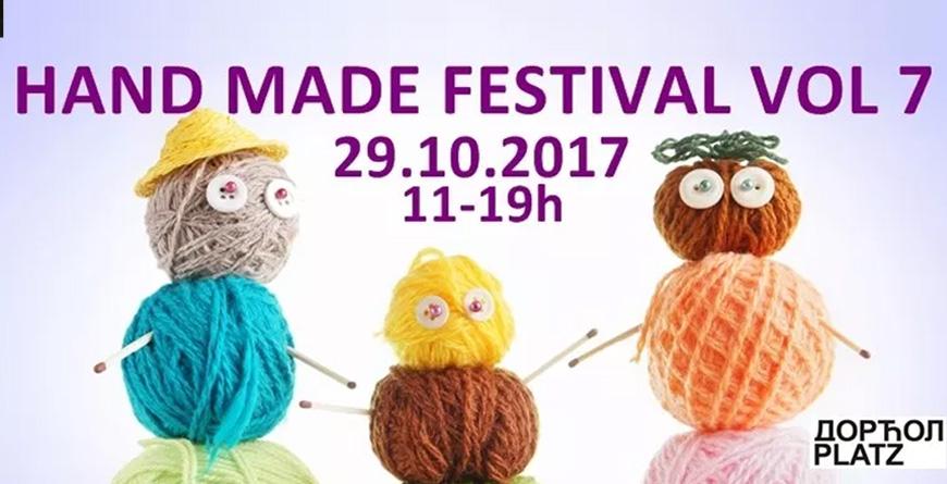 Pozorištance na Hand Made Festival Vol 7 – Dorćol Platz